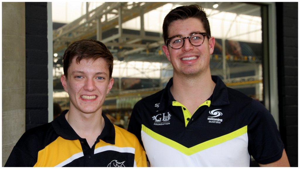 Jarrod Killey and Ben