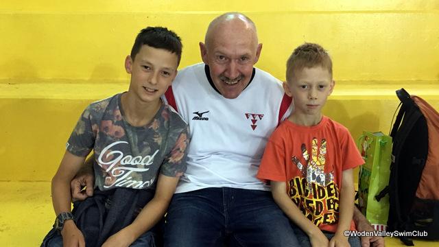 Yaroslav, Coach Steve & Ivan
